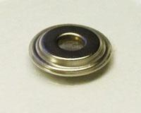 ダブルクッションプレートは 荷重の分散化と振動を吸収